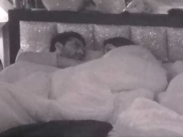 Bandgi & Puneesh Under The Blanket