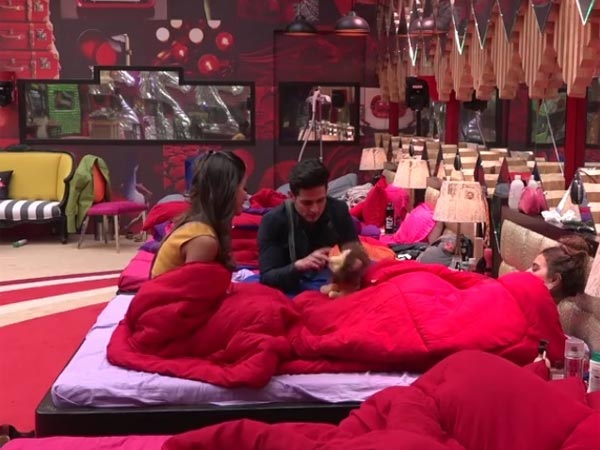 Priyank Cracks A Fart Joke On Shilpa!