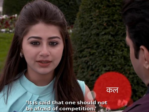 3. Ruhi Is Raman's Business Rival