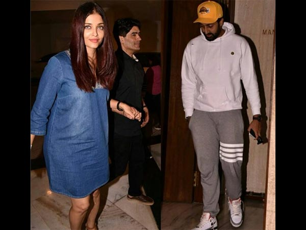 Aishwarya Never Spent A Day At The Gym