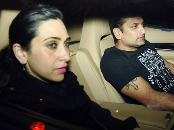 Karisma Kapoor's Alleged Boyfriend Gets Divorced