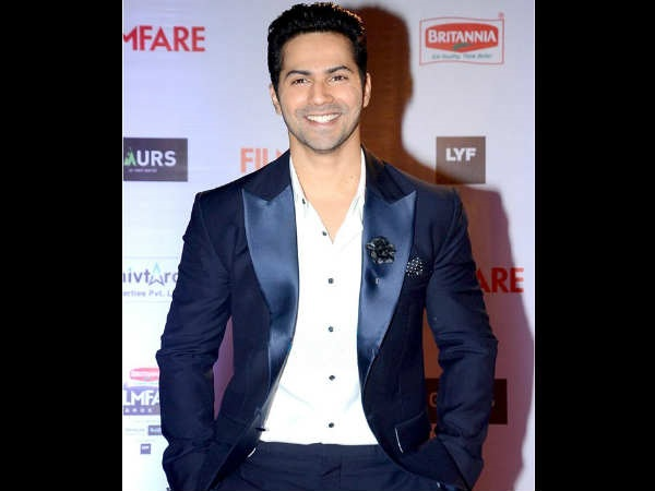 Varun Wants To Do Films Belonging To Every Genre