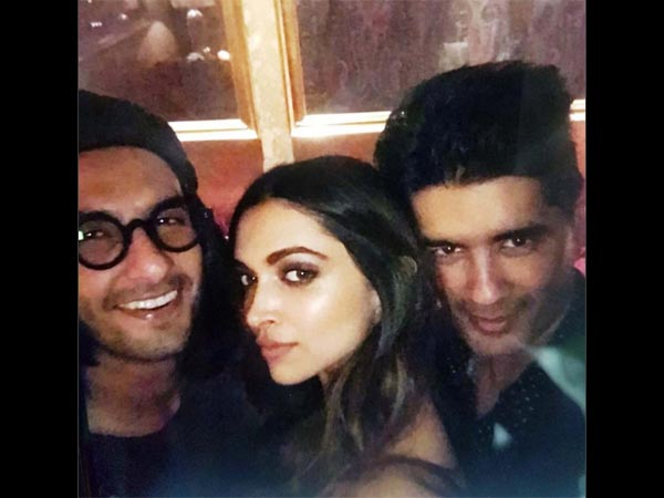 On That Note, Check Out More Inside Pictures From Deepika's Recent Bash