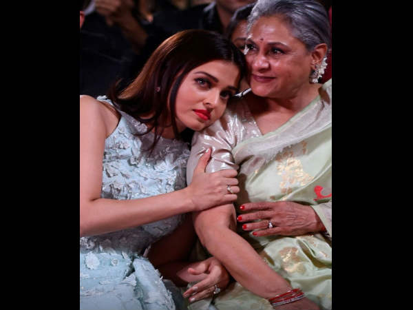 Jaya Bachchan Also Wanted Aishwarya To Win