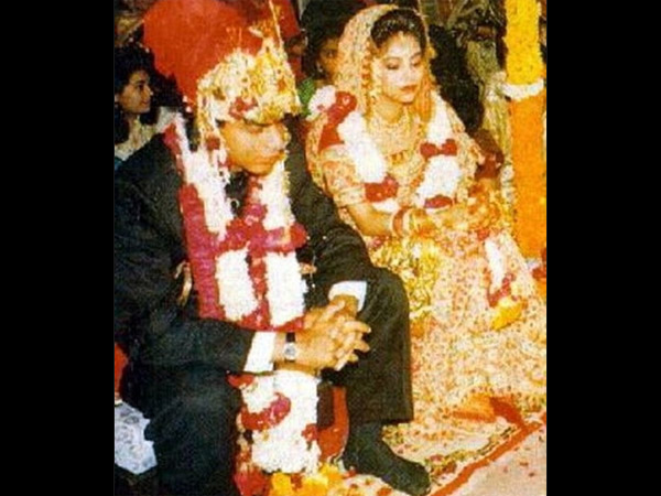 When Gauri's Relatives Were Worried About SRK's Religion During His Wedding With Gauri