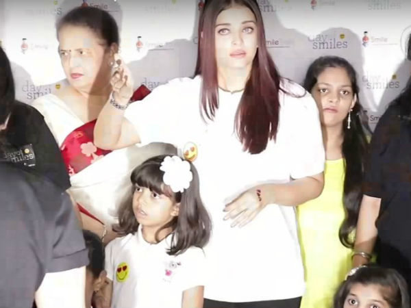SHOCKING! Aishwarya Rai Bachchan Got TEARY-EYED & LOST COOL At Reporters For Scaring Aaradhya [PICS]