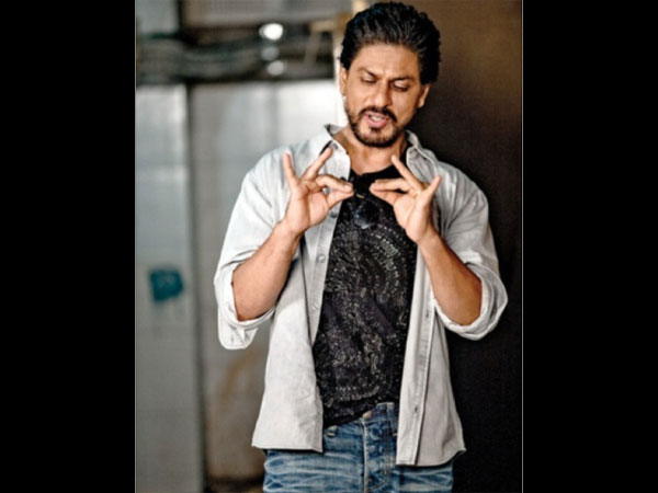 Shahrukh Does Not Want To Reveal The Trailer Early