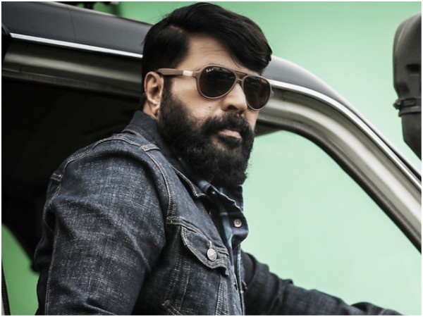 Mammootty In The Great Father