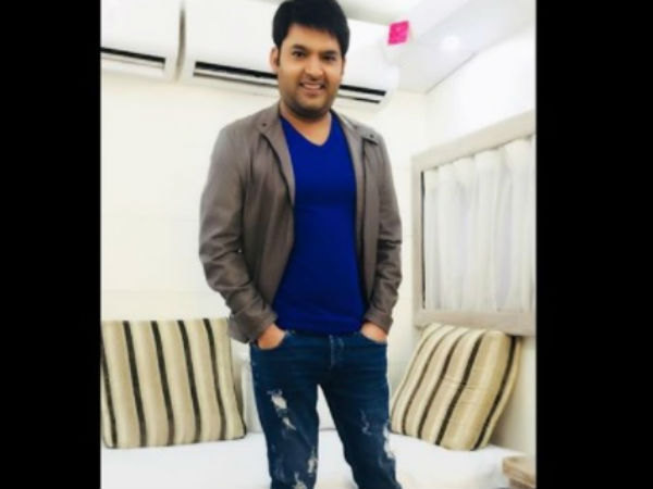 Kapil Sharma On Bigg Boss 11