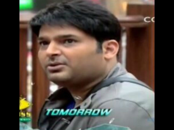 Kapil Introduces A Task