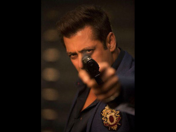 Salman Is All Guns Blazing