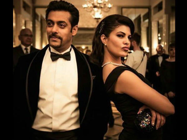 The Hit Jodi Of Salman- Jacqueline