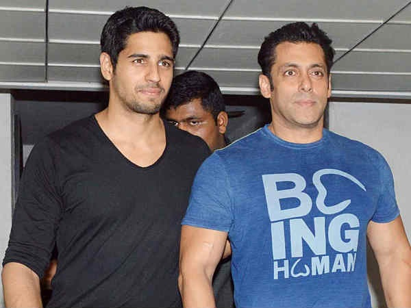 Sidharth Malhotra Was Offered Race 3