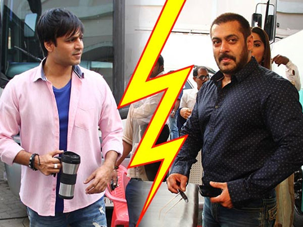 Vivek Taunted Salman For His Cunning Behaviour