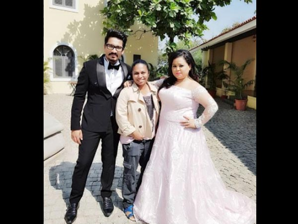Bharti Singh- Harsh Limbachiyaa's Pre-Wedding Photoshoot
