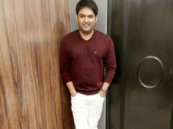 Kapil Was Supposed To Shoot For TGILC