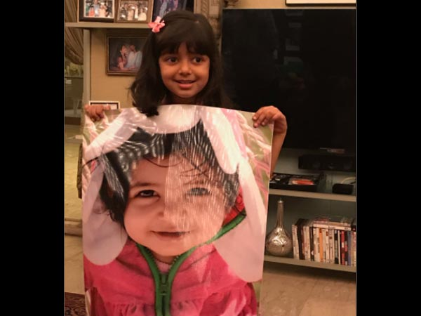 Cute Little Aaradhya