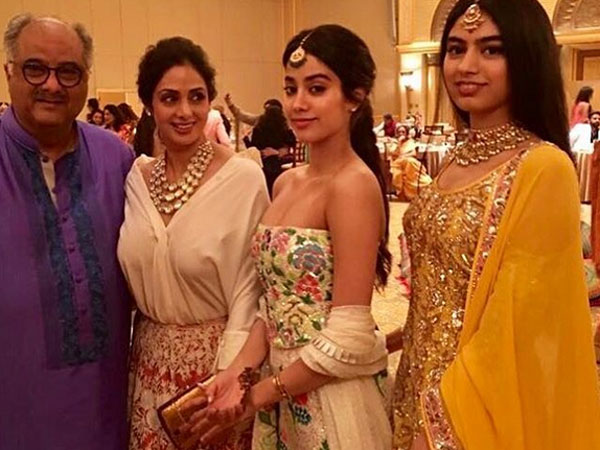 Sridevi Wanted A Grand Launch For Her Daughter