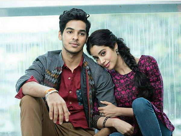 Dhadak Marks The Debut Of Janhvi