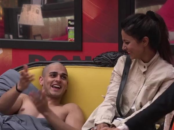 Priyank Strips In Front Of Hina & Sapna!