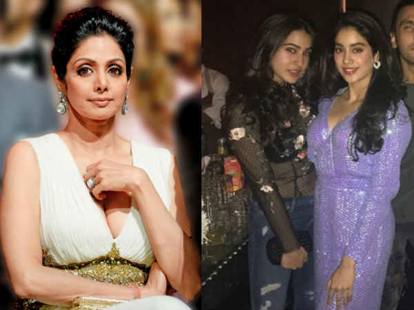 What Sridevi Had Said About Constant Comparisons Between Sara & Janhvi