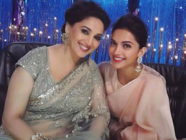 Must Read! How Madhuri Dixit Is Related To Deepika Padukone's Ghoomar Song In Padmavati