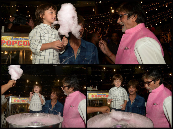 Big B Bonds With AbRam