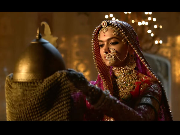 Padmavati Not To Be Screened In Madhya Pradesh If It Distorts Historical Facts!