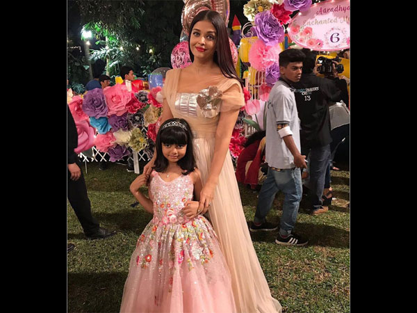 A Special Message For Aaradhya