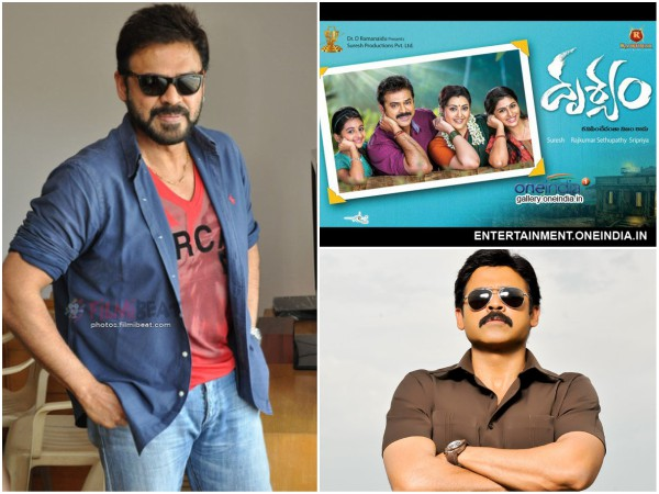 Venkatesh And Remakes Of Malayalam Movies
