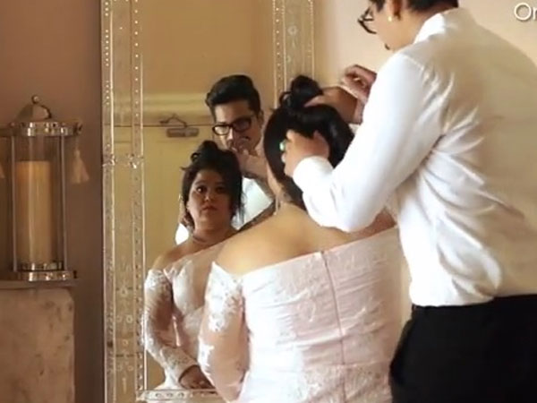 Bharti & Harsh In Music Video