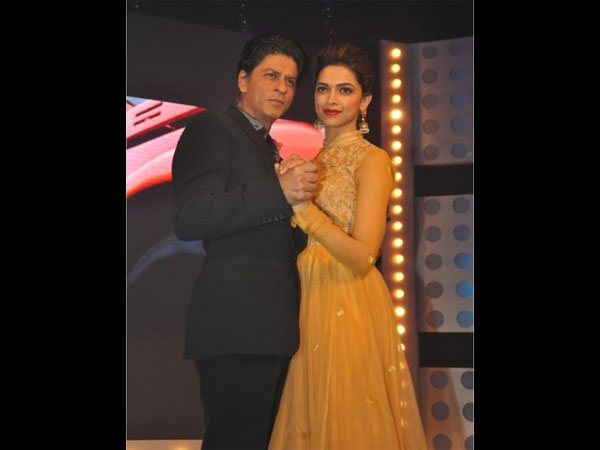 Shahrukh Too Called Deepika