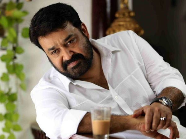 Mohanlal's Next Project..