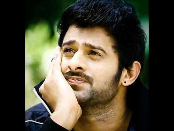 Prabhas Was Not Interested