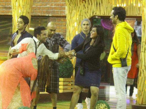 Puneesh Refuses To Vote For Akash!