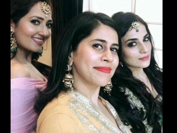 Meri Aashiqui Tumse Hi Actors Smriti Khanna- Gautam Gupta Get Hitched