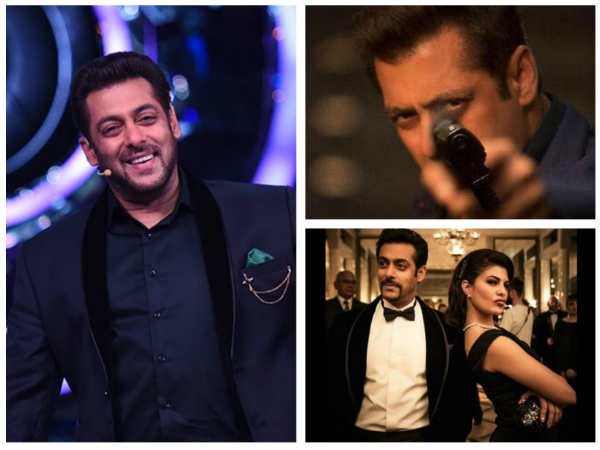 Salman To Introduce His Race 3 Team To The Audiences