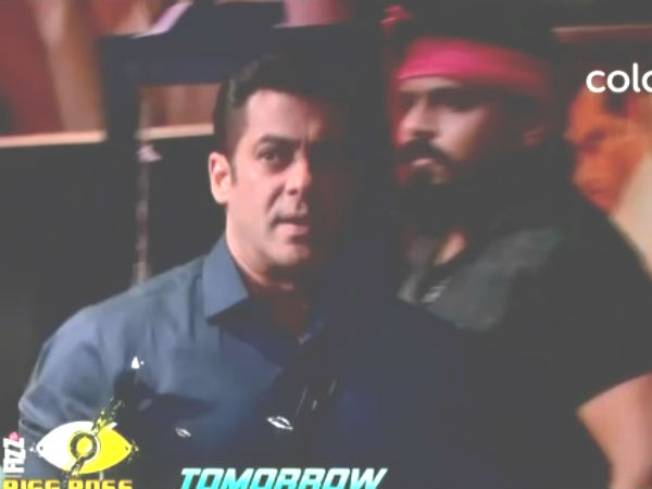 Salman Walks Out Of The Sets!