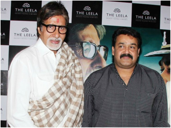 Mohanlal & Amitabh Bachchan's Previous Collaborations