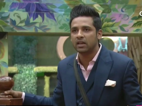 Puneesh Sharma Grilled