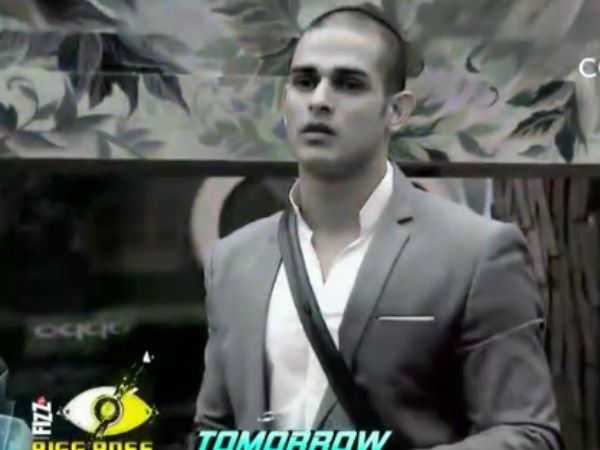 Priyank Sharma Grilled