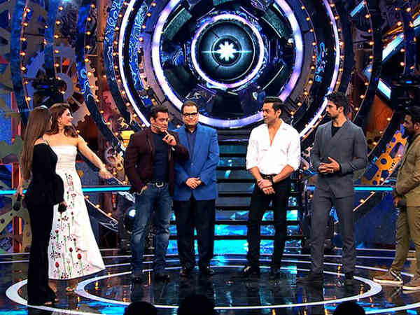 Race 3 Cast On Bigg Boss 11