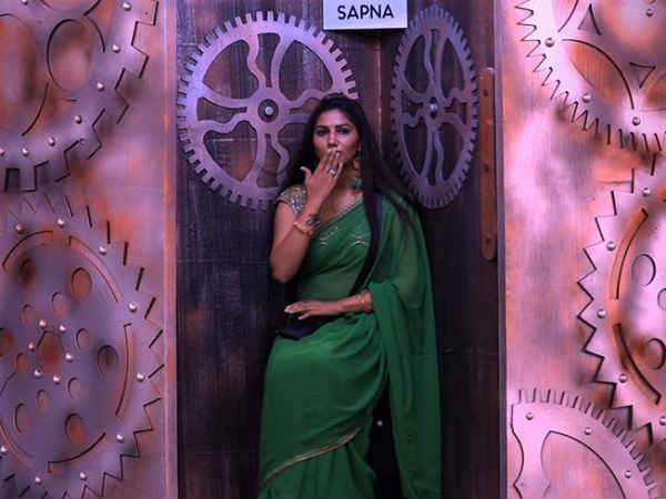 Sapna Evicted; Bandgi Happy!