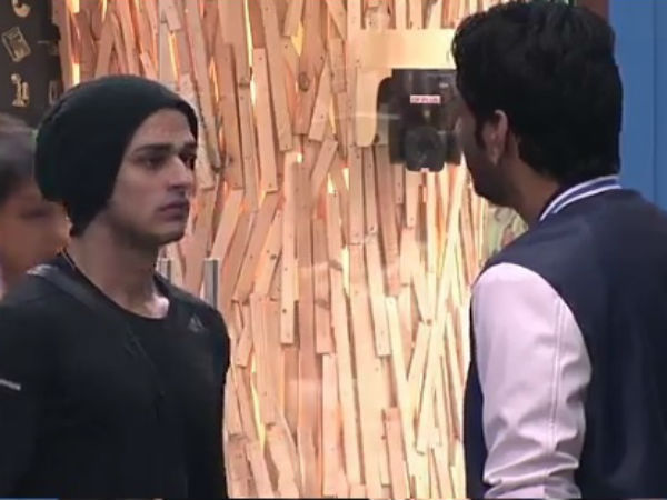 Vikas & Priyank Fight