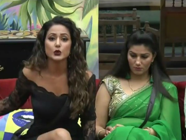 Sapna Will Miss Hina Khan!