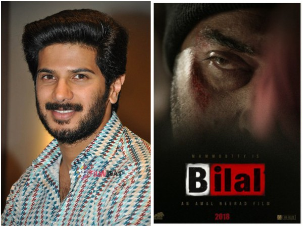 Dulquer Salmaan Is Not A Part Of Bilal