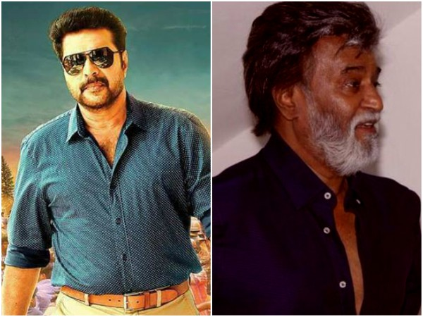 Mammootty & Rajinikanth's Upcoming Projects