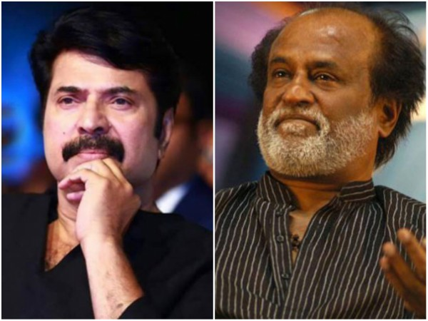 Mammootty & Rajinikanth To Come Together?