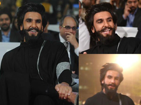 But Ranveer Being Ranveer...