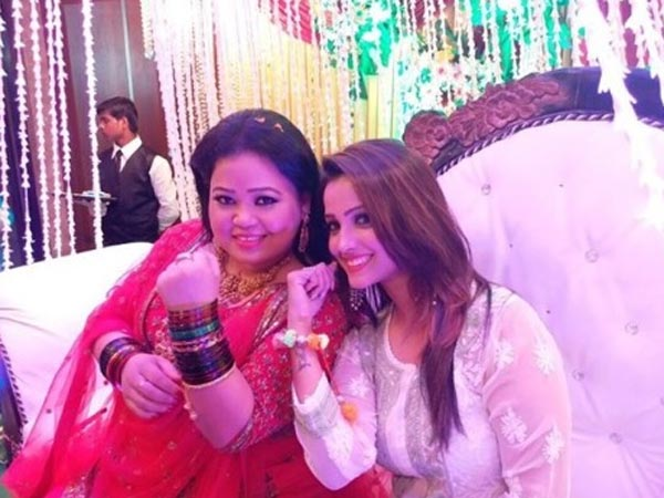 Bharti Singh's Bangle Ceremony